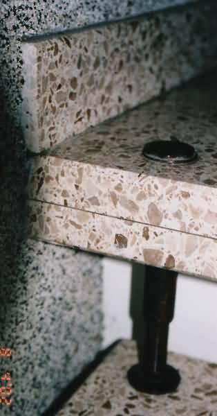 Schallbruecke Treppenstufen