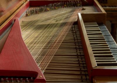 Clavichord Norddeutschland 1790