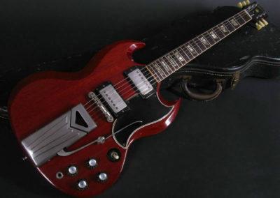 Gibson LesPaul Standard SG 2xPAF 1962