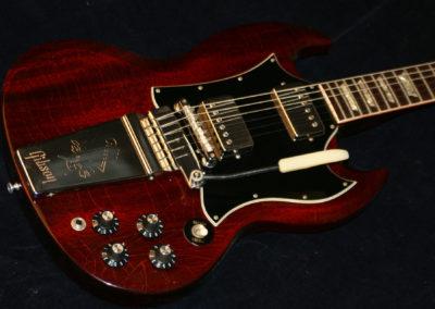 Gibson SG Standard 2xPAT# 1969