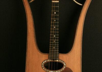 Guiseppe Cesolari Mandoline 1907