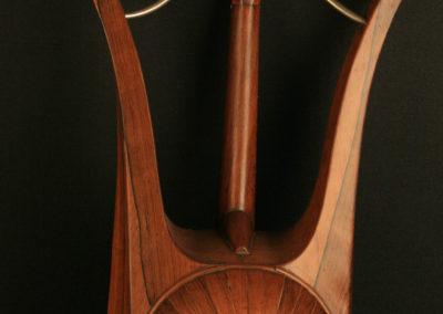 Guiseppe Cesolari Mandoline 1907 Rückseite