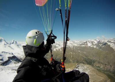 Hike+Fly Gran Paradiso 4061m