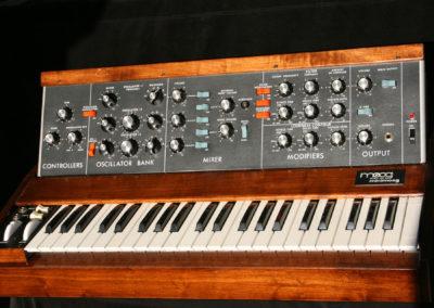 Moog Minimoog D 1974