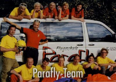 Parafly-Team