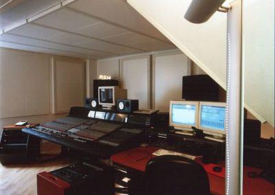 Regieraum Tonstudio