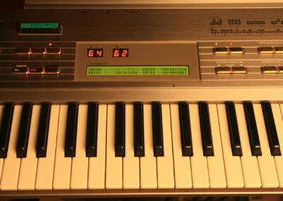 Yamaha DX-7-II Centennial 1988