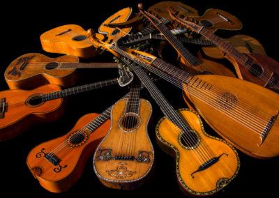 Zupfinstrumente II