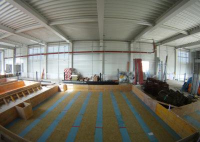 elastische Lagerung haustechnischer Anlagen